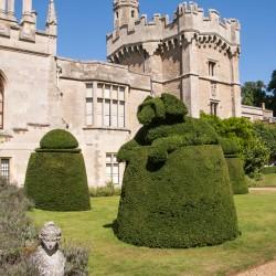 Elton Hall and Gardens