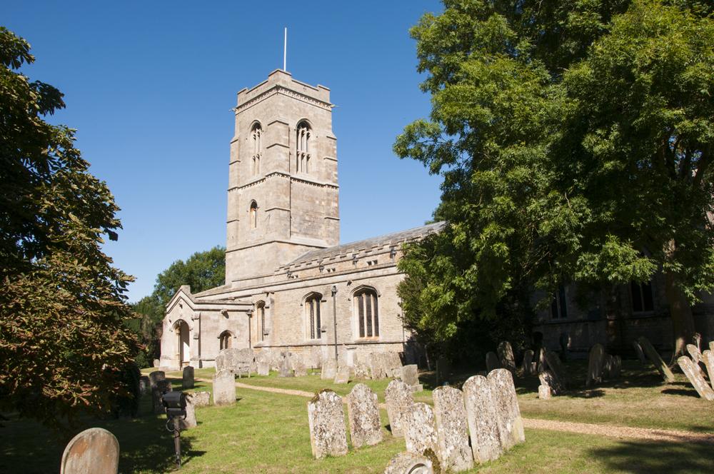 Church at Elton