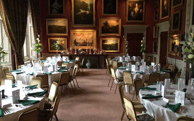 The Dining Room at Elton Hall