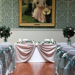 Dressed Billiard Room